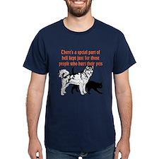 dont hurt pets T-Shirt