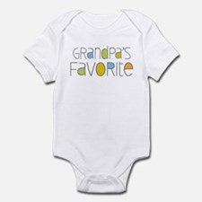 Grandpas Favorite Infant Bodysuit