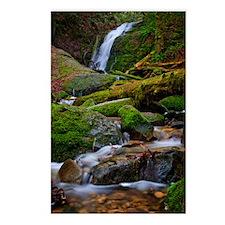 Coal Creek Falls Postcards (Package of 8)