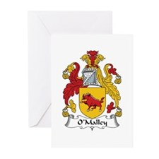 O'Malley Greeting Cards (Pk of 10)