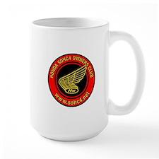 SOHC/4 Round Logo Mug