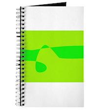 Beautiful Green Journal