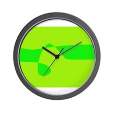 Beautiful Green Wall Clock