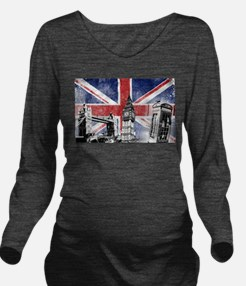 Cool University college london Long Sleeve Maternity T-Shirt