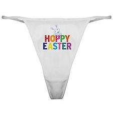 Hoppy Easter Classic Thong