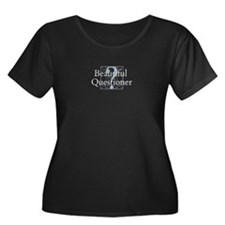 Beautiful Questioner Plus Size T-Shirt