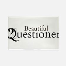 Beautiful Questioner Magnets