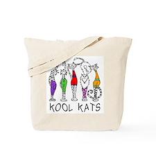Kool Kats Tote Bag