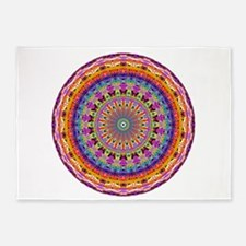 Mandala Magic 5'x7'Area Rug