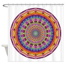 Mandala Magic Shower Curtain
