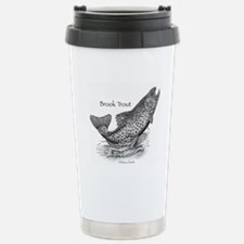 Brook Trout Travel Mug