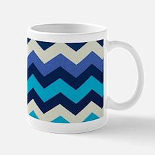 Blue Jig Jags Mugs
