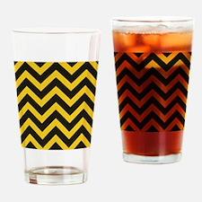 Steeler Chevron Drinking Glass