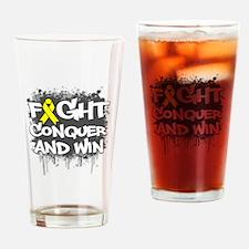 Spina BifidaFight Drinking Glass