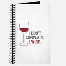 I Wine Journal