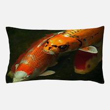 Wonderful Koi Fish Pillow Case