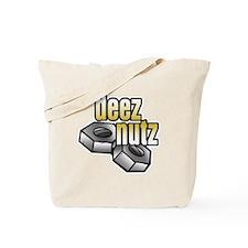 Deez Nutz Tote Bag