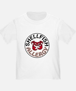 SHELLFISH ALLERGY T-Shirt