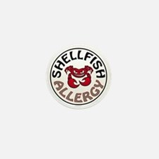 SHELLFISH ALLERGY Mini Button