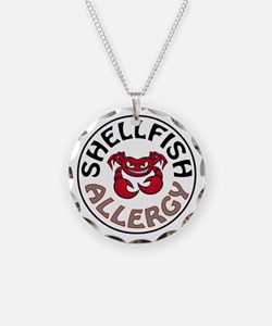 SHELLFISH ALLERGY Necklace