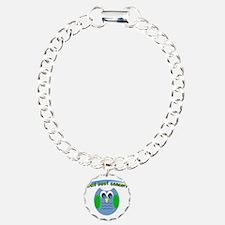 Owl beat cancer! Bracelet