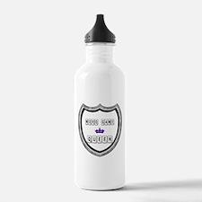 Unique Word games Water Bottle
