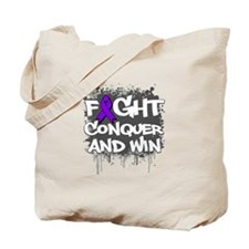 Pancreatitis Fight Tote Bag