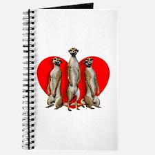 Heart Meerkats Journal