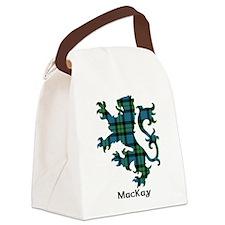 Lion - MacKay Canvas Lunch Bag