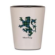 Lion - MacKay Shot Glass