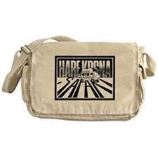 Hare Krsna Safari Messenger Bag