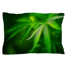 Green Dream Pillow Case