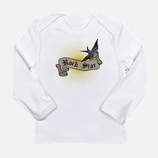 Rock Star Tattoo Long Sleeve T-Shirt