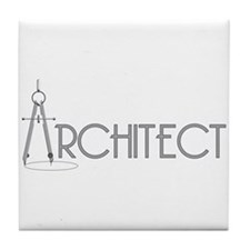 Architect Tile Coaster