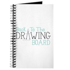 Back To The Drawing Board Journal