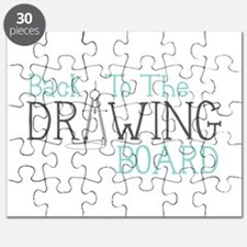 Back To The Drawing Board Puzzle