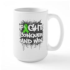 Lyme Disease Fight Mug