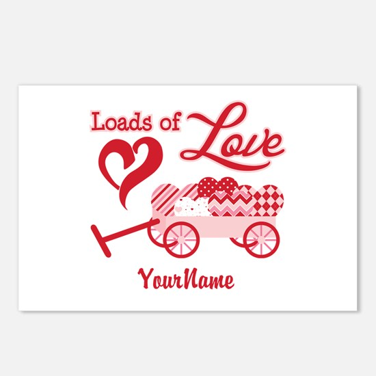 Loads of Love Postcards (Package of 8)