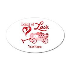 Loads of Love Wall Sticker