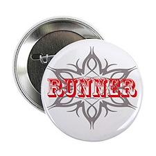 """Runner Tribal 2.25"""" Button"""