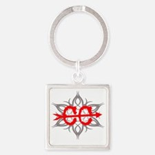 Cross Country Tribal Keychains