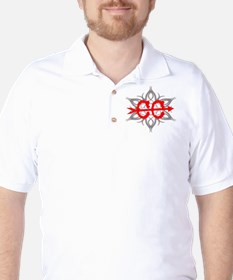 Cross Country Tribal Golf Shirt
