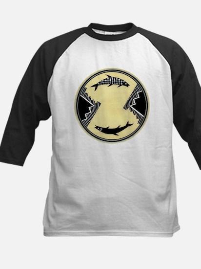 MIMBRES CLOCKWISE FISH BOWL DESIGN Kids Baseball J