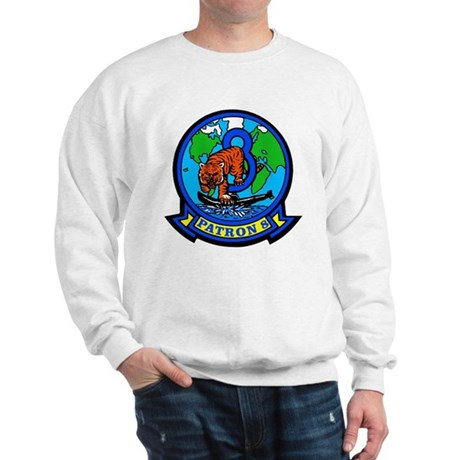 VP 8 Tigers (Blue) Sweatshirt