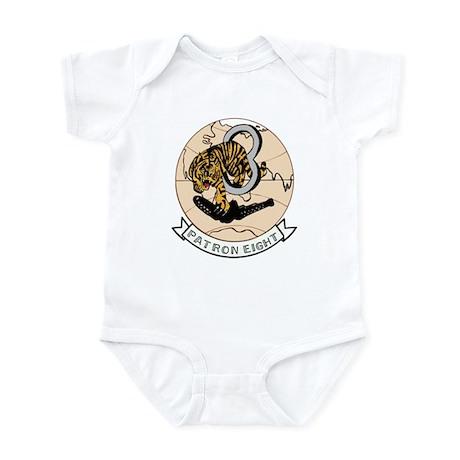VP 8 Tigers Infant Bodysuit