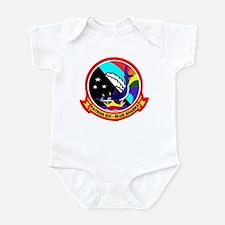 VP 6 Blue Sharks Infant Bodysuit