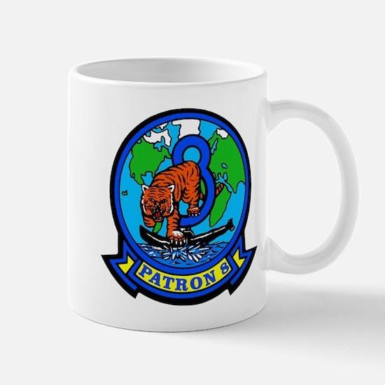 VP 8 Tigers (Blue) Mug