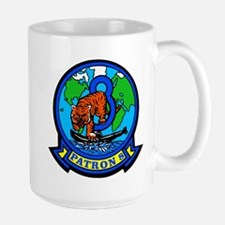 VP 8 Tigers (Blue) Mug