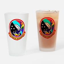 VP 6 Blue Sharks Drinking Glass