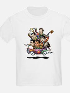 GOP '14 Clownville Brougham T-Shirt